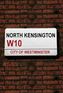 Locksmith in W10 North Kensington