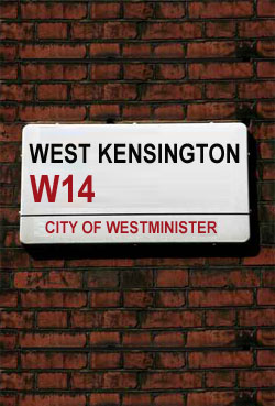 Locksmith in W14 West Kensington